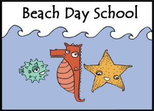 Beach Day Logo JPEG